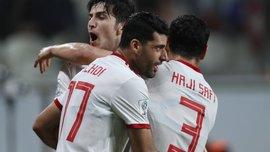 Кубок Азии: Япония одолела Вьетнам, Иран разгромил Китай в четвертьфиналах – победители сыграют между собой в 1/2 финала