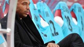 Монако відсторонив Анрі з посади головного тренера