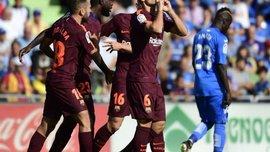 Переход Дениса Суареса в Арсенал сорвался из-за желания Барселоны подписать новый контракт с футболистом