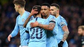 Манчестер Сити – 5:0 – Бернли – видео голов и обзор матча