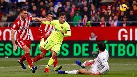Жирона – Барселона – 0:2 – відео голів та огляд матчу