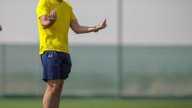 Григорчук вперше прокоментував підготовку Астани в ОАЕ після повернення в казахський клуб