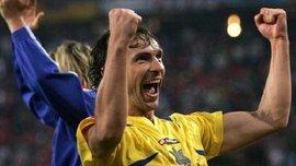 Ващук вспомнил самый памятный матч за сборную Украины