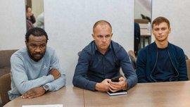 Нива Винница назначила украинца камерунского происхождения Нгаху главным тренером