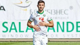Розкішний гол Ді Франко у відеоогляді матчу Карпати – Ружомберок – 1:2