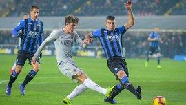 Аталанта – Рома – 3:3 – видео голов и обзор матча