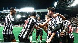 Ньюкасл – Манчестер Сити – 2:1 – видео голов и обзор матча