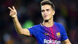 Арсенал согласовал с Барселоной переход Дениса Суареса