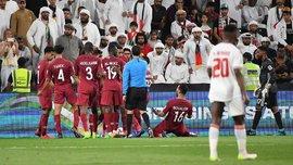 Кубок Азии: Катар в 1/2 финала разбил ОАЭ и сыграет за трофей с Японией