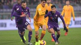 Фіорентина – Рома – 7:1 – відео голів та огляд матчу