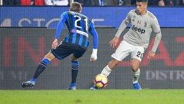 Аталанта – Ювентус – 3:0 – видео голов и обзор матча