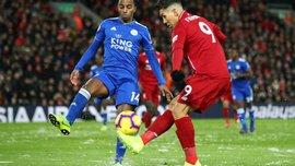 Ливерпуль – Лестер – 1:1 – видео голов и обзор матча