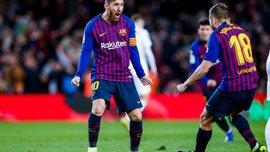 Барселона – Валенсия – 2:2 – видео голов и обзор матча