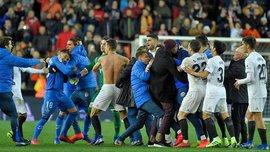 Валенсия – Хетафе: стало известно наказания для виновников безумной драки в Кубке Испании