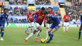 Лестер –  Манчестер Юнайтед – 0:1 – видео гола и обзор матча