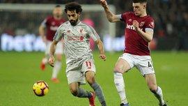 Вест Хэм – Ливерпуль – 1:1 – видео голов и обзор матча
