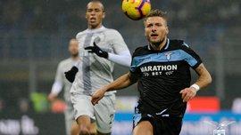 Интер – Лацио – 1:1 (пен. 3:4) – видео голов и обзор матча