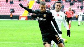 Кравец забил дебютный гол в сезоне Суперлиги за Кайсериспор – украинец остановил одного из лидеров