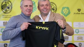 Козловский – о назначении Кучука: Мы получили не просто тренера, а отца для футболистов