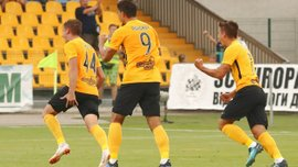 Александрия в драматическом и голевом матче вырвала победу у Вардара