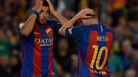 Барселона вдома пропустила 15 м'ячів за 12 матчів Ла Ліги – найгірший результат клубу за 16 років