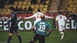 Ліга 1: Фабрегас дебютним голом перервав безвиграшну серію Монако у матчі проти Тулузи, фіаско Марселя