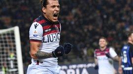 Болонья сенсаційно обіграла Інтер: 22 тур Серії А, матчі неділі