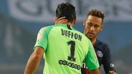 Буффон: ПСЖ в небезпеці без Неймара перед матчами з Манчестер Юнайтед