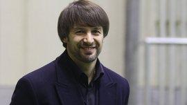 Шовковский посетил матч Шахтера с Партизаном