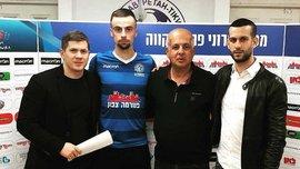 Братков продолжит карьеру в Израиле
