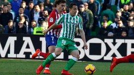 Бетис – Атлетико – 1:0 – видео гола и обзор матча