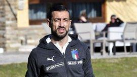 Манчини объяснил, почему вызвал в сборную Италии Квальяреллу, а не Балотелли