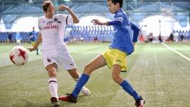 Українець феєрить за Мілан – гол-красень у ворота Динамо, перемога на юнацькому турнірі та Шева-стайл