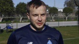Гусєв розповів про свій перший тренерський досвід у Динамо U-21
