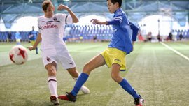 Украинец феерит за Милан – гол-красавец в ворота Динамо, победа на юношеском турнире и Шева-стайл
