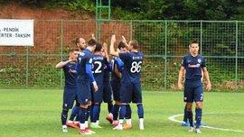 Мариуполь в контрольном матче уступил Алашкерту