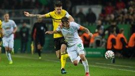 Кубок Германии: Вердер в сумасшедшем матче одолел Боруссию Д, Байер сенсационно вылетел от команды из второй Бундеслиги