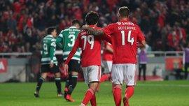 Бенфика – Спортинг – 2:1 – видео голов и обзор матча