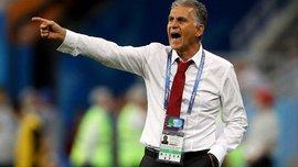 Кейруш официально назначен главным тренером сборной Колумбии