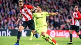"""Атлетік – Барселона: порядок майже побив клас, найгірший матч """"блаугранас"""" у 2019 році, Тер Штеген врятував суху нічию"""