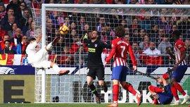 """Атлетіко – Реал: Соларі перекусив Сімеоне, Рамос і Бейл глузують над суперником, а каталонець допомагає """"королям"""""""