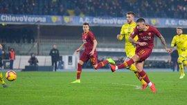 К'єво – Рома – 0:3 – відео голів та огляд матчу