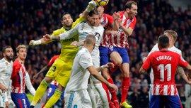 Атлетико – Реал: прямая трансляция
