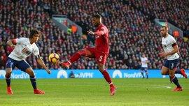 Ливерпуль – Борнмут – 3:0 – видео голов и обзор матча
