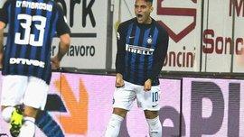 Интер одержал минимальную победу над Пармой: 23 тур Серии А, матчи субботы