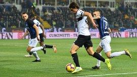 Парма – Інтер – 0:1 – відео гола та огляд матчу
