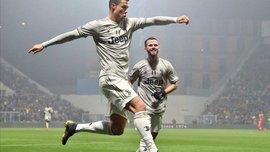 Сассуоло – Ювентус – 0:3 – відео голів та огляд матчу