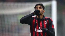 Пакета забил дебютный гол за Милан и посвятил его жертвам пожара на тренировочной базе Фламенго
