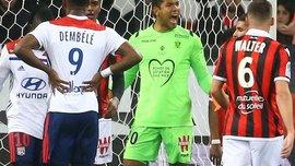 Ліон несподівано програв Ніцці,  Монако втратив перемогу над Монпельє: 24 тур Ліги 1, матчі неділі