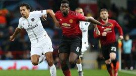 Манчестер Юнайтед – ПСЖ – 0:2 – видео голов и обзор матча